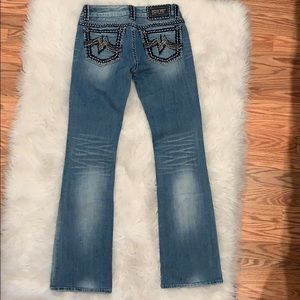 Miss Me Sunny Boot Cut Jeans, Size 27